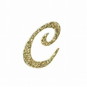 mteden floral glitter letter c 12 With glitter letter c