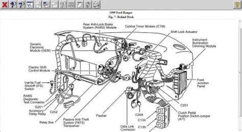 Ford Ranger Inertia Switch Location Wiring Diagram Fuse Box