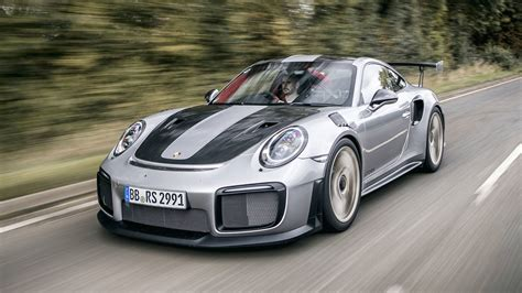 Porsche 911 Gt2 Rs by 2018 Porsche 911 Gt2 Rs Drive Delicate Brutality