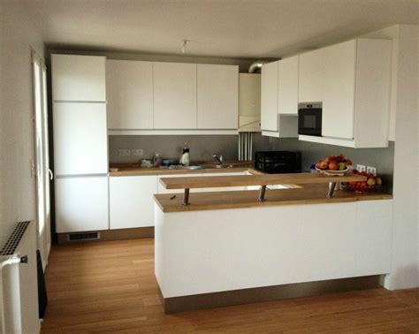 cuisine blanc gris photos cuisine blanc et gris