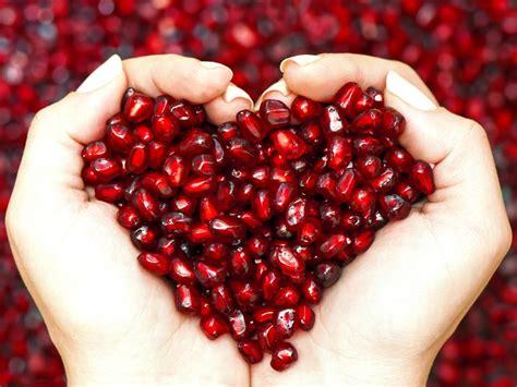 health reasons  eat pomegranates devour cooking channel