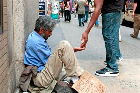 Panhandling And The Pope – Catholic World Report
