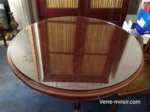 Film Protection Table En Verre : vitre plastique sur mesure verre pour chemine verre pour ~ Dailycaller-alerts.com Idées de Décoration