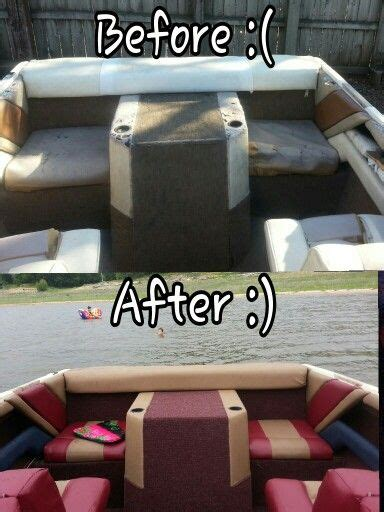 Boat Upholstery Shop by Thank You For Teaching Me How To Reupholster My