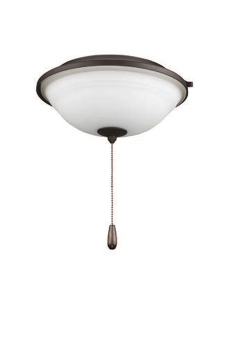 turn of the century bronze outdoor ceiling fan light kit