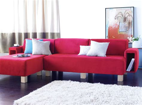 Do It Yourself  Build A Sofa With Chaise Lounge New