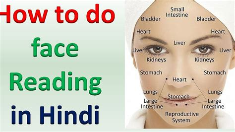 Face Reading In Hindi ,how To Do Face Reading In Hindi