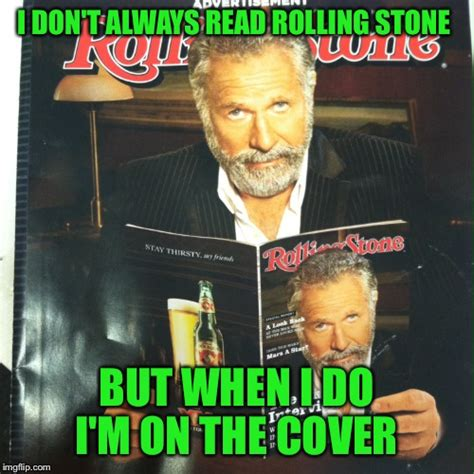 Rolling Stones Meme - may 2016 edition of rolling stone made an awesome meme opportunity imgflip