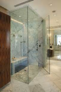 Bathroom Glass Shower Ideas Frameless Glass Shower Design Ideas