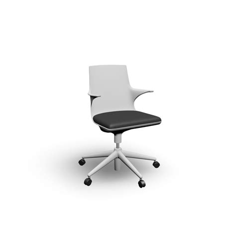 spoon office chair design and decorate your room in 3d