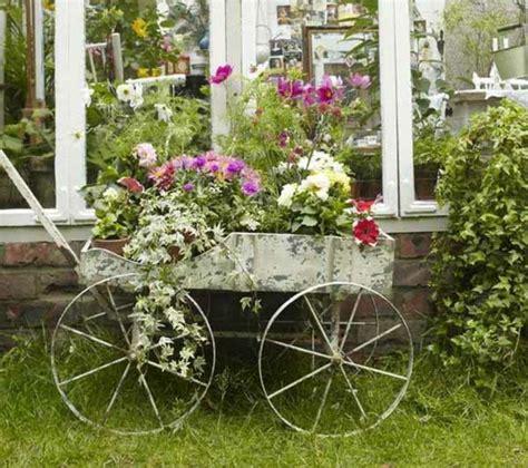 Sichtschutz Garten Shabby Chic by 40 Beispiele F 252 R Shabby Chic Garten Mit Vintage Flair