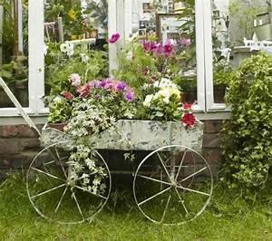 Deko Fenster Für Garten : originelle ideen f r retro deko in 40 fotos ~ Orissabook.com Haus und Dekorationen
