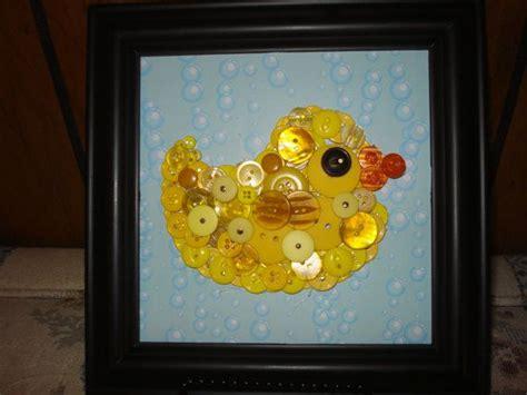 rubber ducky button artframed by cuteasabutton1973 etsy 10 00 button art pinterest