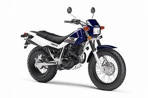 2017 Yamaha Tw200 And Suzuki Vanvan 200
