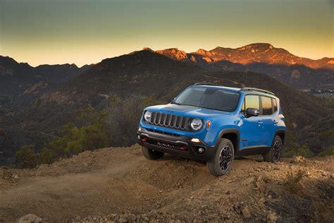 jeep doesnt rule    door  renegade suv carscoops
