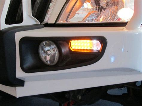 upgrading arb bar lights to led
