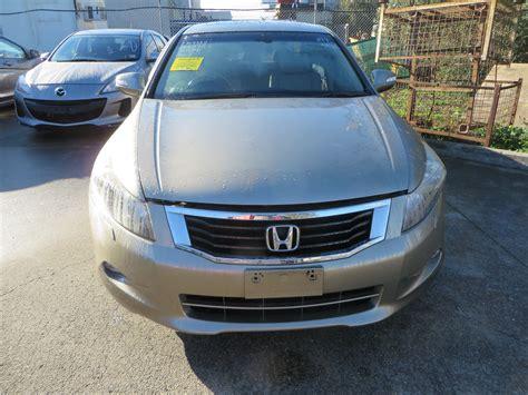 High-spec 2wd Part Of Honda Crv Facelift