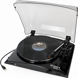 New Usb Turntable From Ion