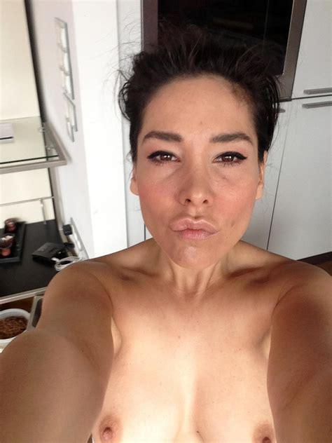 Miss World Sandra Ahrabian Leaked Nude Pics — Iranian