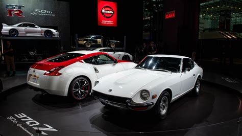 2020 Nissan 370z 50th Anniversary Edition Is A Meaningful