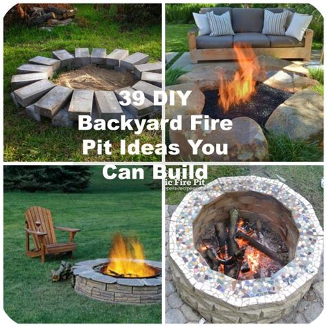 small outdoor kitchen ideas 39 diy backyard pit ideas you can build