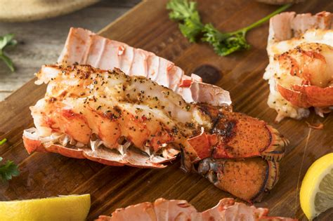 There are plenty of benefits available from eating. Lobster tails are now on sale! - UW Provision Company