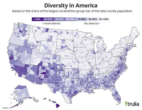 America's Most Diverse Neighborhoods And Metros