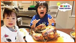 Ryan's Family Review and Ryan ToysReview Thanksgiving ...