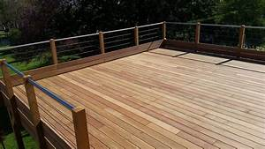 charmant prix de construction d une maison 3 terrasse With construction d une terrasse en bois