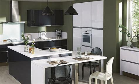 plan de travail bar cuisine americaine plan de travail bar cuisine americaine 11 une cuisine ouverte en u lertloy com