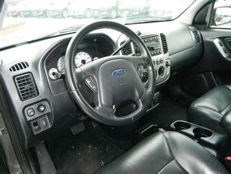 ford escape interior pictures cargurus