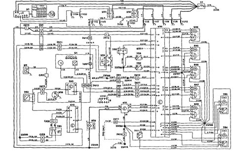 volvo d12a wiring diagram auto electrical wiring diagram