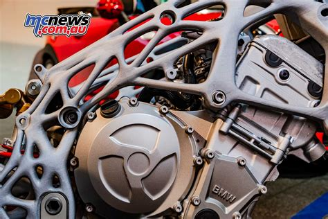 Are 3d Printed Motorcycle Frames On The Way?