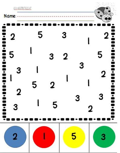 number recognition 0 10 practice worksheets classroom