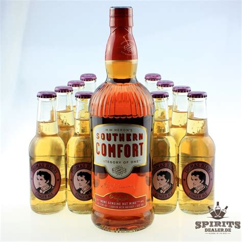 Southern Comfort Mischen by Southern Comfort Henry Ale Set
