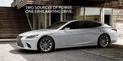 lexus ls luxury sedan luxury sedan