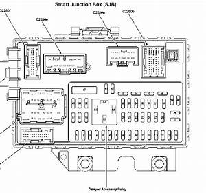 2008 Ford Escape Fuse Box Diagram Pictures To Pin On