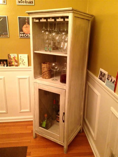 kitchen fancy  cabinet wine glass rack  cool