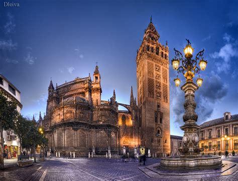 Catedral de Sevilla / spain, sevilla, giralda, cathedral ...