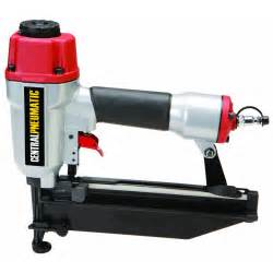 16 gauge finish air nailer