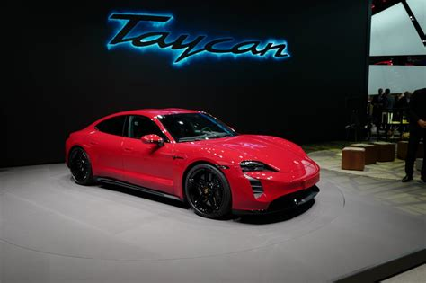 Update Motor Show 2019 : Live Look At The New Porsches At Frankfurt Motor Show 2019