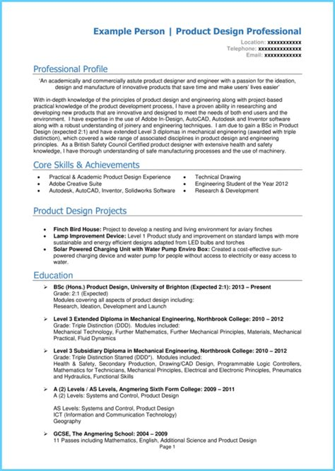 Best It Cv Template by 7 Best Cv Templates Wow Recruiters And Land Interviews