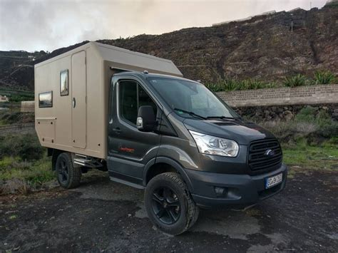 Ford Transit, Ford