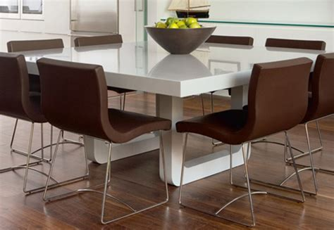 Corian Table Solid Surface 8 Home Dining Table
