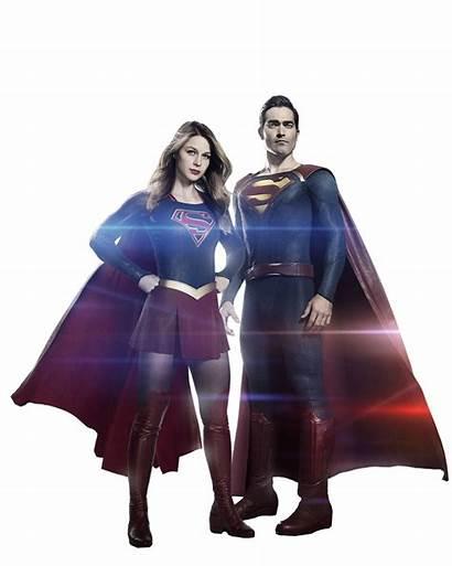 Supergirl Superman Tyler Hoechlin Kara Danvers Melissa