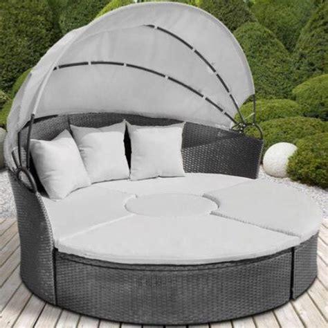 stunning salon de jardin lit sofa rond contemporary