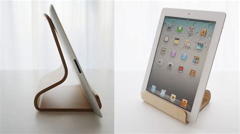 It May Be Called The 'desktop Chair,' But This Ipad Stand