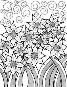 An original artwork by Cat Magness | Doodle coloring