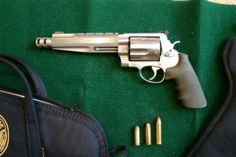 smith  wesson  xvr  sw performance center