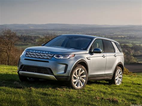 Land Rover Discovery Sport Picture by Land Rover Discovery Sport 2020 Picture 8 Of 104
